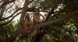 Patricia Arquette nude bush Miranda Otto hot and Laura Grady nude topless - Human Nature (2001) HD 720p (5)