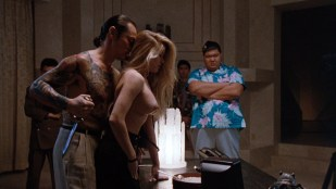 Renee Allman nude topless Tia Carrere hot and her bd nude - Showdown in Little Tokyo (1991) hd1080p BluRay