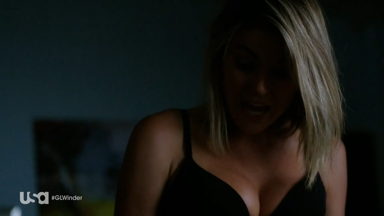 Ania Bukstein Hot serinda swan hot and sexy - graceland (2015) s3e6 hd720p