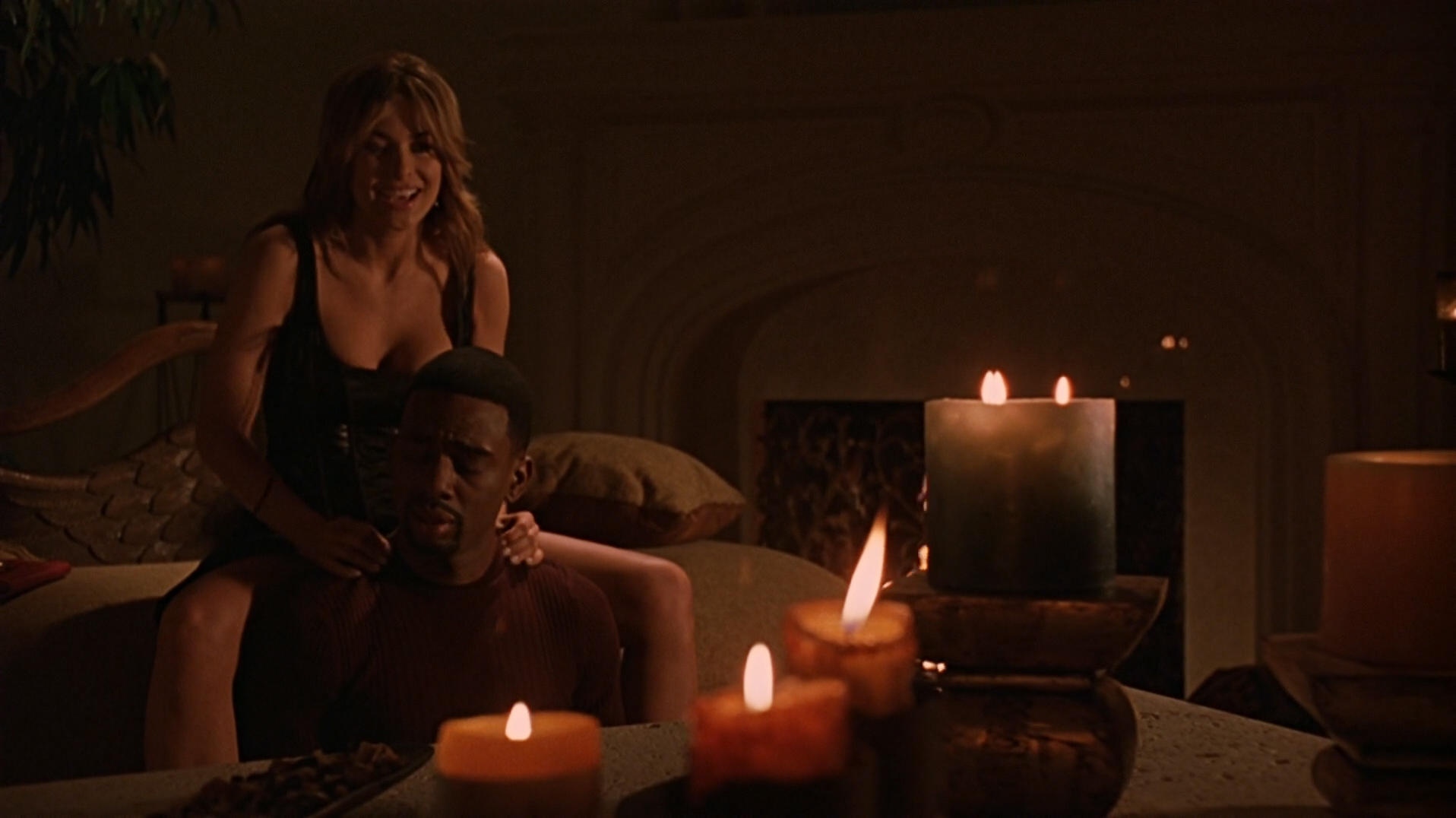 Vivica A. Fox hot in lingerie and Carmen Electra hot panties - Getting Played (2006) hd1080p Web-DL (5)