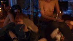 Angelina Jolie nude Hedy Burress and Jenny Shimizu nude too - Foxfire (1996) HD 1080p Web (2)