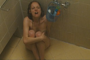 Bijou Phillips nude in shower and nude breastfeeding – It's Alive (2008) hd1080p