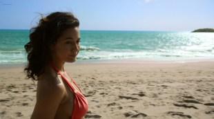 Emmanuelle Chriqui hot in bikini - Murder in the First (2015) s2e12 hd720/1080p