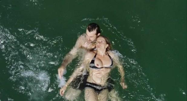 Isabella Ferrari nude hot sex and Valeria Golino not nude hot bra - Caos calmo (IT-2008) (11)