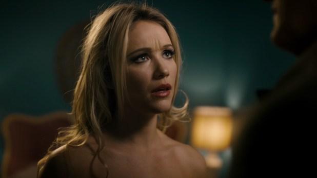 Katrina Bowden hot nude back - Public Morals (2015) s1e1 hd1080p (3)