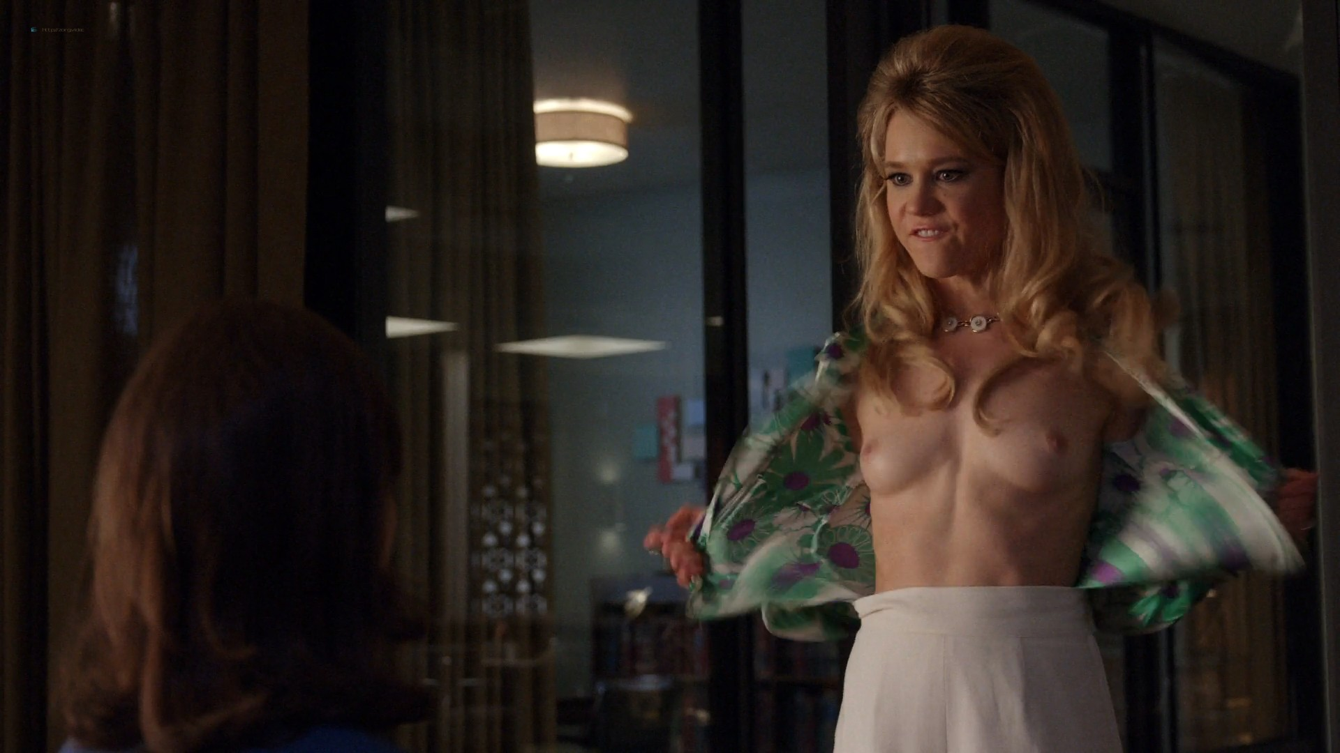 Kristen Hager nude boobs and butt naked - Masters of Sex (2015) s3e6 HD 1080p (10)