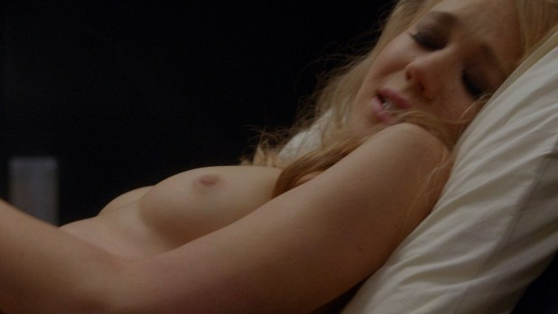 Kristen Hager nude boobs and butt naked - Masters of Sex (2015) s3e6 hd720-1080p (1)