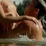 Madeleine Stowe nude topless wet and uber hot – Revenge (1990) hd1080p BluRay