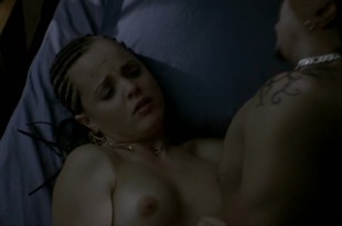 Mena Suvari nude topless and sex and Sharlene Royer nude bush- Stuck (2007) hd1080p