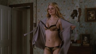 Mischa Barton hot in lingerie and Jessica Stroup hot pokies - Homecoming (2009) hd1080p BluRay