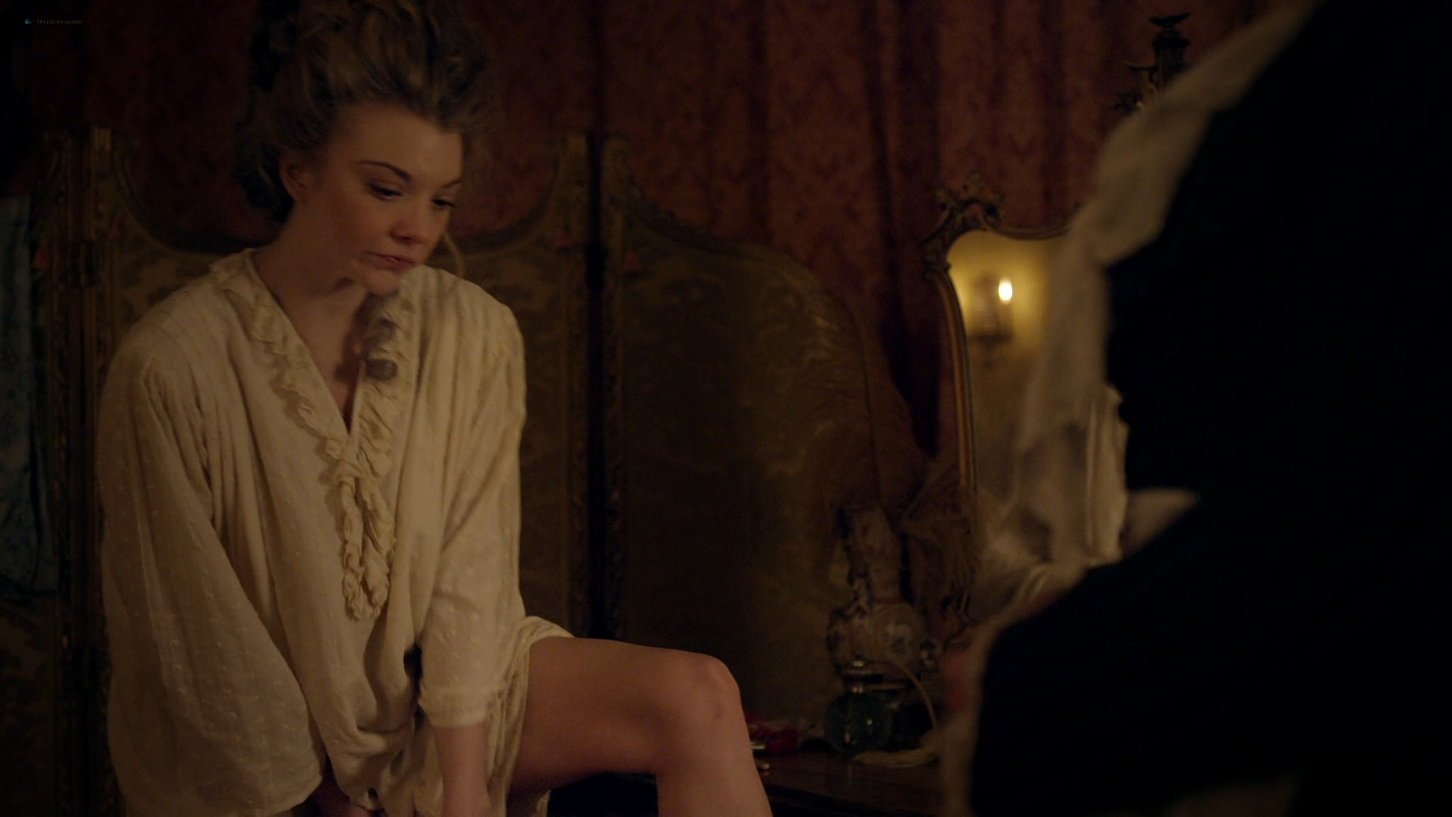 Natalie Dormer nude shy nipple and lot of sex – The Scandalous Lady W (2015) HD 1080p Web (9)
