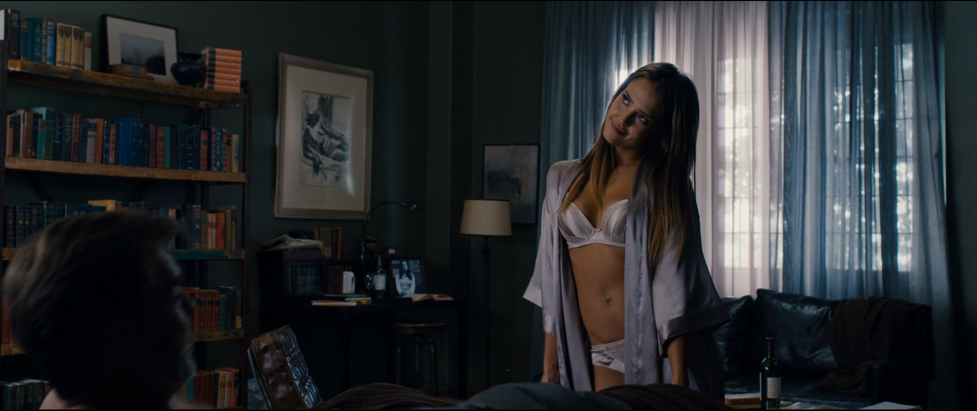 Salma Hayek nude butt Jessica Alba hot bikini and Lindsey Sporrer nude butt - Some Kind Of Beautiful (2014) hd1080p BluRay (11)