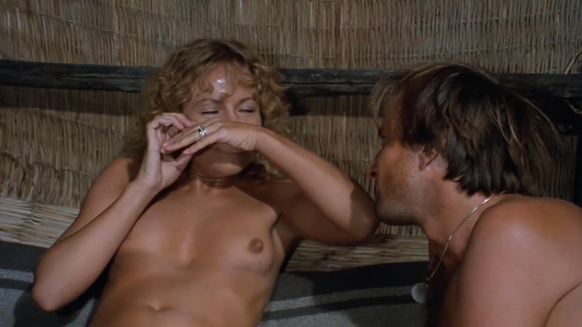 Zora Kerova nude topless - Cannibal Ferox (IT-1981) hd1080p BluRay (5)