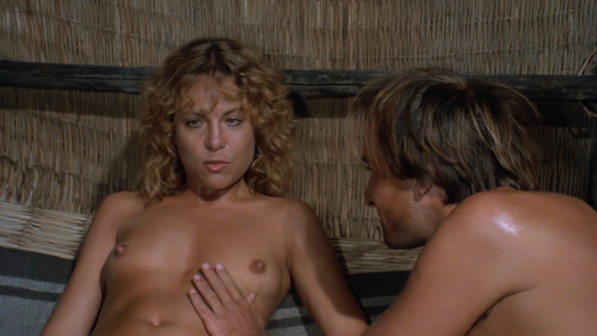 Zora Kerova nude topless - Cannibal Ferox (IT-1981) hd1080p BluRay (4)