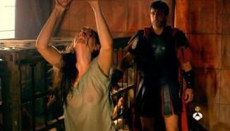 Ana de Armas hot see through Nathalie Poza and others nude too - Hispania, la leyenda S01E1-2 (ES-2010) (2)