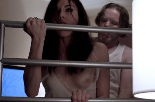 Aubrey Plaza nude more nipple slip and hot sex - Ned Rifle (2014) HD 1080p BluRay
