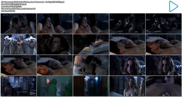 Carla Sánchez nude and Ana de Armas nude too - Madrigal (CU-2007) (1)