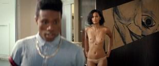 Chanel Iman nude topless - Dope (2015) HD 1080p BluRay