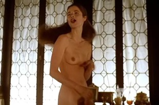Charlotte Rampling nude full frontal bush and tits – Giordano Bruno (1973)