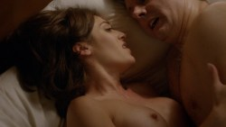 Lizzy Caplan nude brief topless and hot sex and Emily Kinney nude too - Masters of Sex (2015) s3e9 hd720-1080p (8)