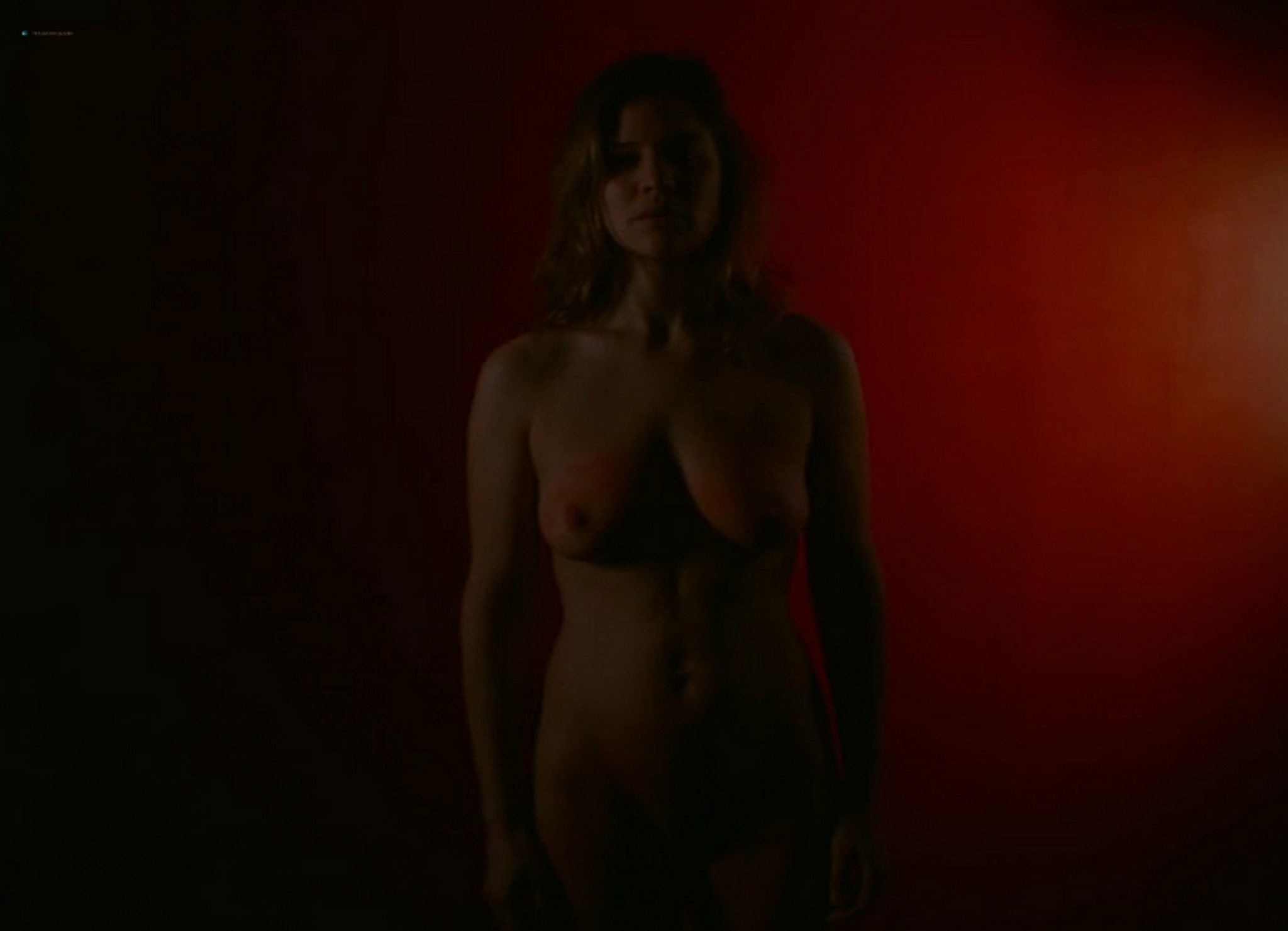 Marie Denarnaud nude full frontal nude boobs and labia - Une Histoire Banale (FR-2014) (1)