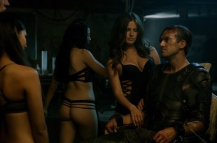Roxanne McKee hot sex foursome with Kim Engelbrecht and others – Dominion (2015) s2e8 hd1080p WEB-DL