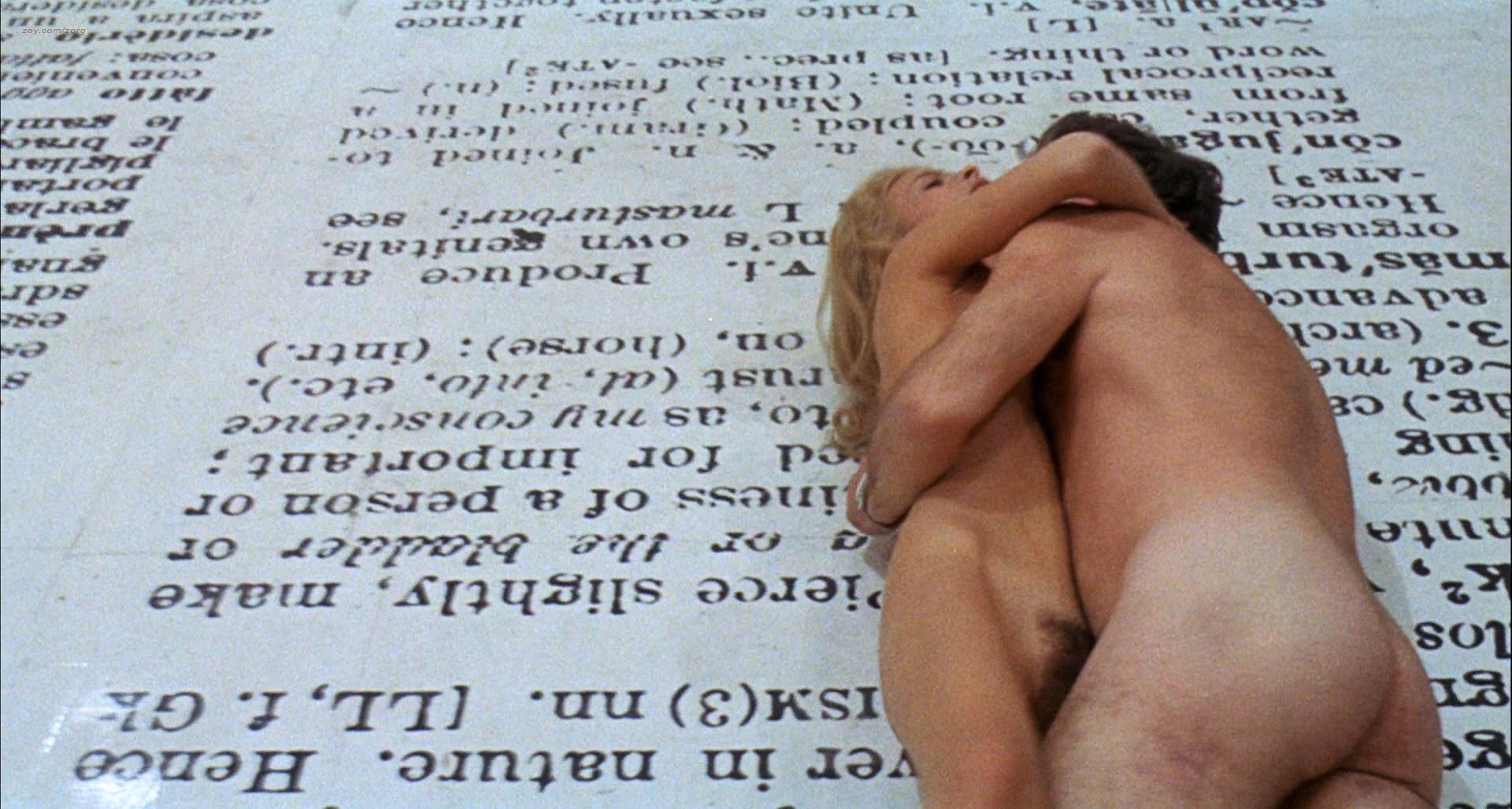 Silvana Venturelli nude bush and Erika Remberg nude sex - The Lickerish Quartet (1970) hd1080p BluRay (2)