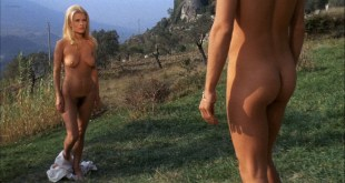 Silvana Venturelli nude bush and Erika Remberg nude sex - The Lickerish Quartet (1970) hd1080p BluRay (15)