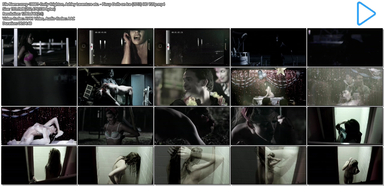 Emily Crighton nude Ashley Laventure nude full frontal - Pinup Dolls on Ice (2013) HD 720p (13)