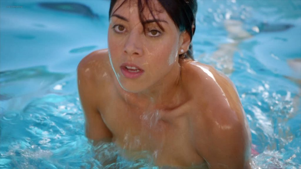 Aubrey Plaza hot sexy and funny and Rachel Bilson hot - The To Do List (2014) HD 1080p (13)