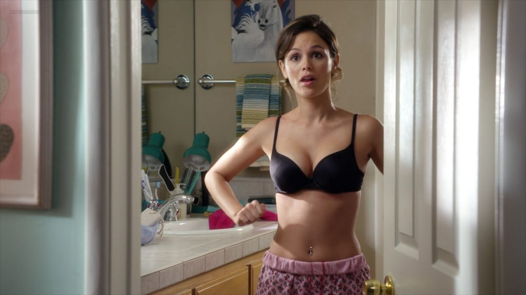 Aubrey Plaza hot sexy and funny and Rachel Bilson hot - The To Do List (2014) HD 1080p (10)