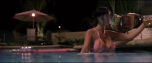 Carrie Anne Moss hot in bikini - The Chumscrubber (2005) (8)