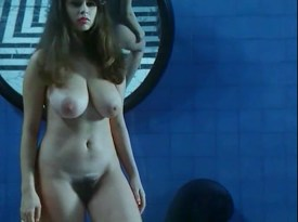 Deborah Caprioglio nude, pussy and explicit - Paprika (IT-1991)