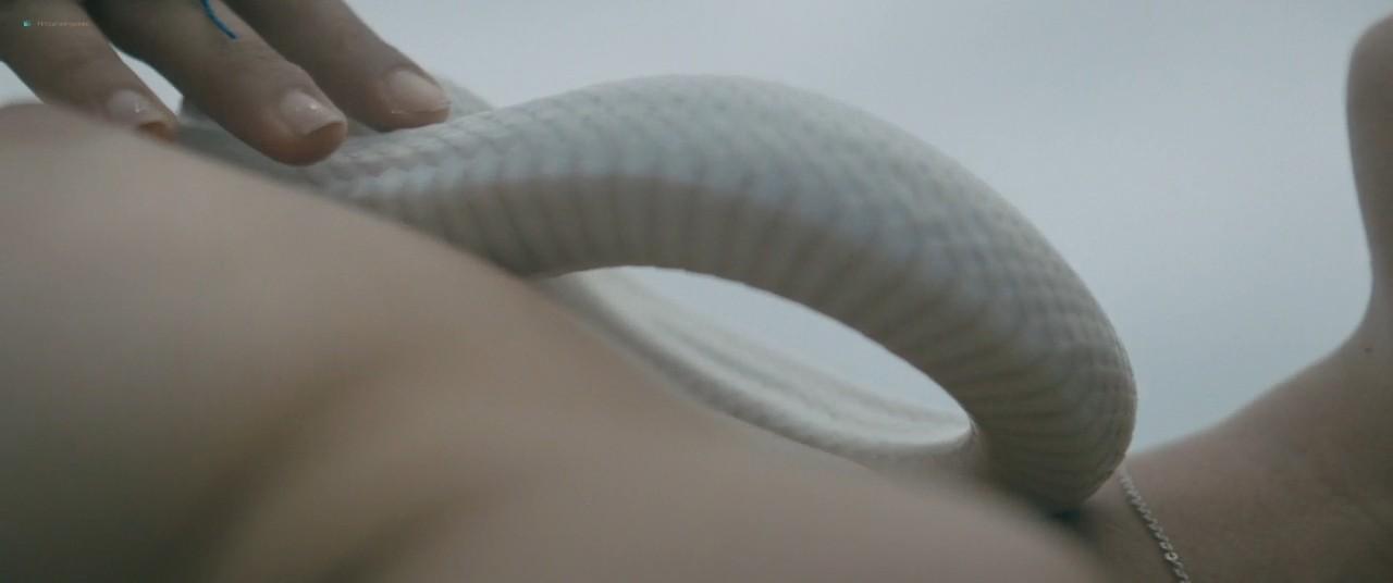 Dianna Agron nude lesbian sex with Paz de la Huerta nude too – Bare (2015) HD 720p (15)
