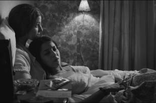 Esther Garrel nude brief side boob and Leïla Bekhti hot – L'astragale (FR-2015) HD 1080p
