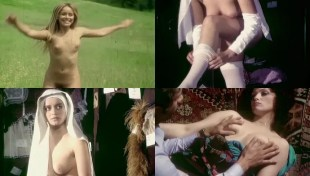 Gloria Guida nude bush and Femi Benussi nude- La novizia (IT-1975)
