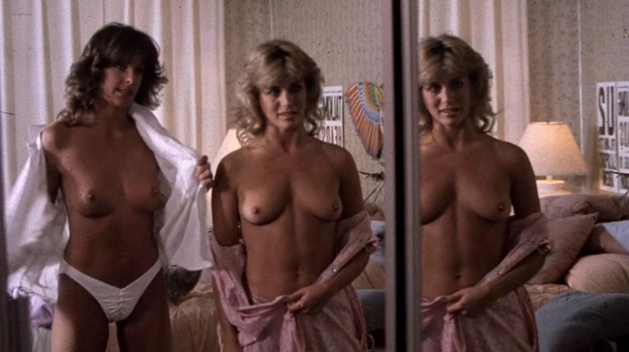 Kristi Somers nude bush, Darcy DeMoss nude others nude too - Hardbodies (1984) HD 720p WEB-DL (4)