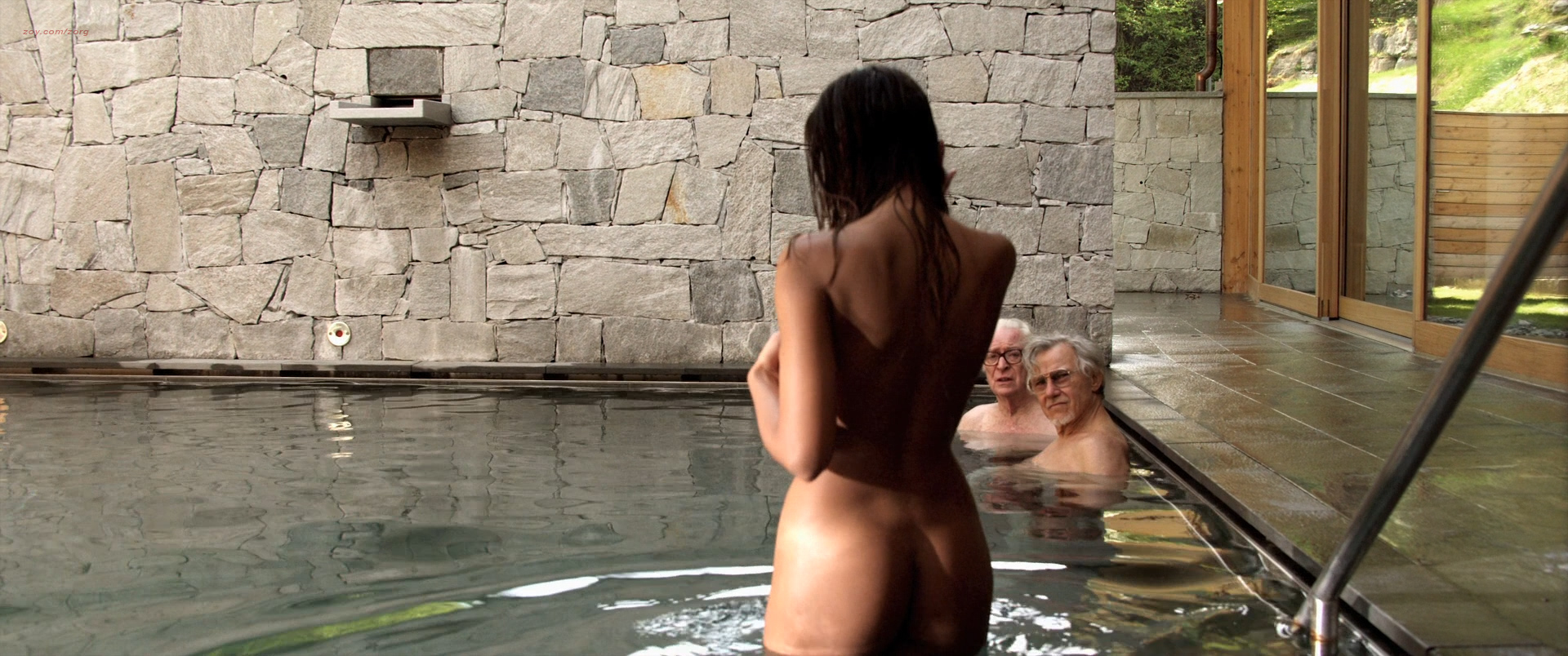 Madalina Diana Ghenea nude full frontal - Youth (IT-2015) HD 1080p (3)