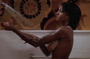 Pam Grier nude in shower and Rosalind Miles nude too – Friday Foster (1975) HD 720p BluRay