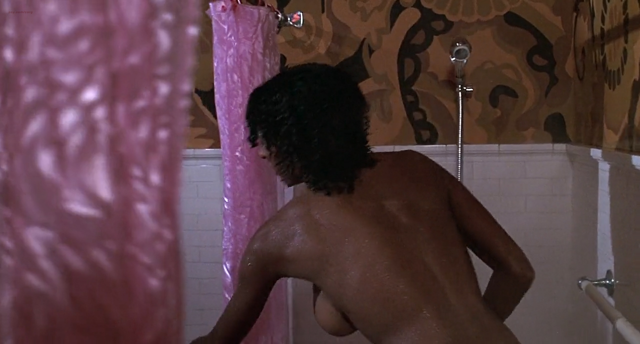 Pam Grier nude in shower and Rosalind Miles nude too - Friday Foster (1975) HD 720p BluRay (4)