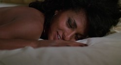 Pam Grier nude in shower and Rosalind Miles nude too - Friday Foster (1975) HD 720p BluRay (11)
