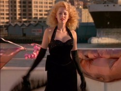 Virginia Madsen nude full frontal - Gotham (1988) (1)