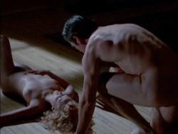 Virginia Madsen nude full frontal - Gotham (1988) (10)