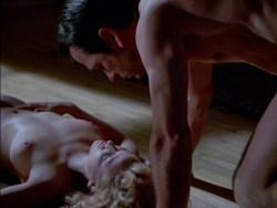 Virginia Madsen nude full frontal - Gotham (1988) (9)