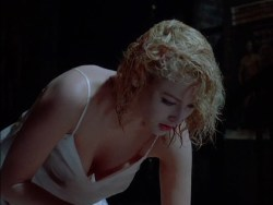 Virginia Madsen nude full frontal - Gotham (1988) (8)