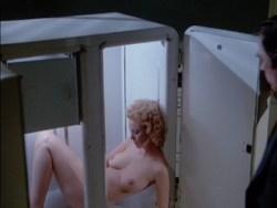 Virginia Madsen nude full frontal - Gotham (1988) (6)