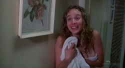 Virginia Madsen nude in the shower and Mariel Hemingway nude - Creator (1985) HDTV 720p (5)