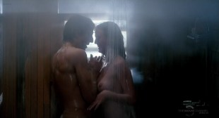 Virginia Madsen nude in the shower and Mariel Hemingway nude - Creator (1985) HDTV 720p