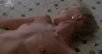 Lisa Niemi nude full frontal and Virginia Madsen hot - Slam Dance (1987) HDTV1080p (10)