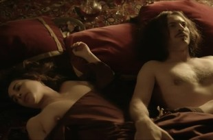 Amira Casar nude topless and sex – Versailles (FR-2015) s1e6-7 HDTV 720p